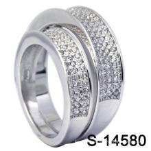 2016 nuevos modelos 925 joyería de plata conjuntos de anillos (s-14580)