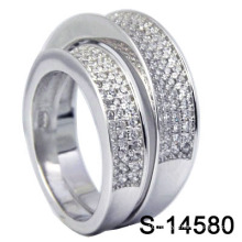 2016 New Models 925 Silver Jewelry Rings Sets (S-14580)