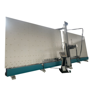 Hollow glass automatic gluing machine