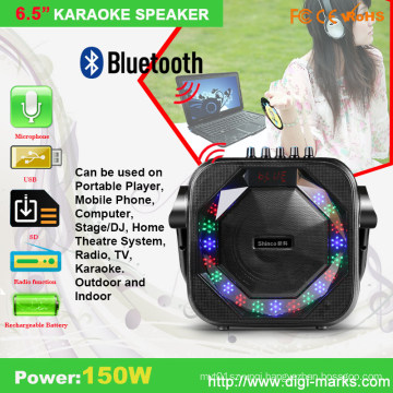 Professionable Mobile Portable Wireless Mini Active Speaker