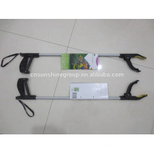 Pick up tool & reaching tool,trash picker,rubber tip,flexible pick up tool