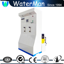 wall mounted industrial clo2 biocide production device