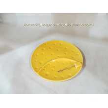 Plate-forme de gâteau en céramique de forme différente (YC15016)