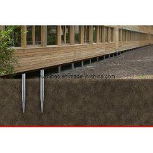 Vis à terre pour la construction en bois