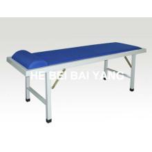 (A-161) Медицинская кровать / Больничная кровать / Пластиковая оправа