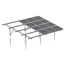 Soporte solar del panel solar de la planta de energía solar del sistema solar 5KW