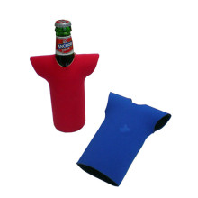 Foldable Can Holder Neoprene Cooler Bottle Sleeve