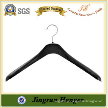 Hot Product for 2015 Fashion Black Plastic Suit Hanger