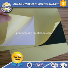 PVC foam Board sheet for photo album self adhesive photo book