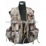 Desert Camouflage Tactical Vest