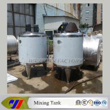 Tanque de emulsión de alto cizallamiento de motor doble 500L