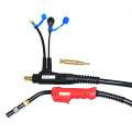 Corrosion resistance 350A Copper Gas Mig welding torch