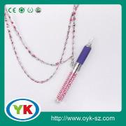 Beautiful e-cigarette necklace with different shapes