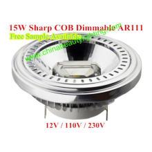 LED Light LED COB Dimmable LED AR111