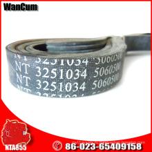 CUMMINS дизельный двигатель ремень l10 в 3028521
