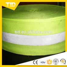 Coudre imperméable à l'eau de haute intensité sur le tissu réfléchissant de veste de TC