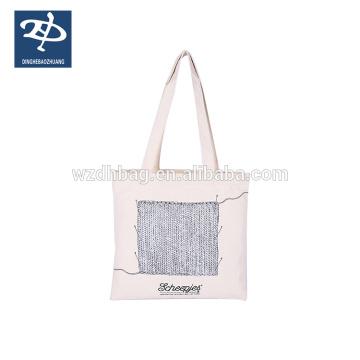 100% Nature Organic Cotton Bag
