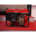 4.5KVA 3000rpm/5KVA 3600rpm  Air Cooled Diesel Generator