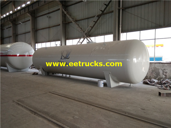 Propane Gas Storage Vessel