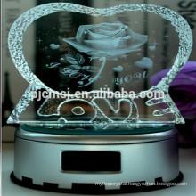 Beautiful Fashion Crystal Music Box