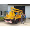 Garantido 100% JMC 12m sobrecarga trabalho caminhão