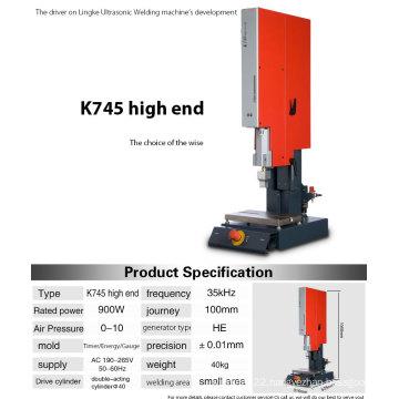 High Energy Ultrasonic Plastic Welding Machine