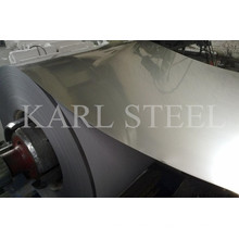 Aod Material 2b Superfície Silt Borda 201 Aço Inoxidável Bobina