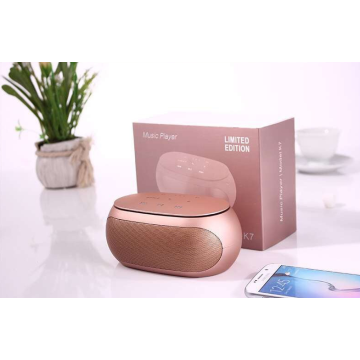 Touch Control Bluetooth Speaker Support NFC Stereo Pairing