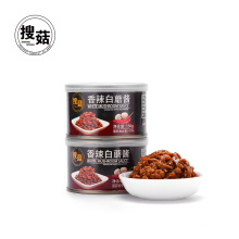 hot sale good price manufacture spicy mushroom sauce