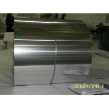 Rouleau en aluminium pour emballage souple