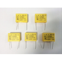 Cut Leg Y2 Film Capacitor (TMCF29-10) Safety Capacitor