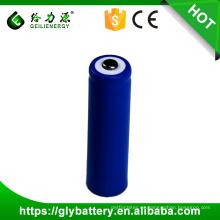 Batería de litio del ion-litio 18650 para el precio de fábrica al por mayor del precio de fábrica de la luz de antorcha de FLASHlight