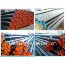 tapas de extremo de tubo plástico / tubo de tubo de acero con tapa de plástico