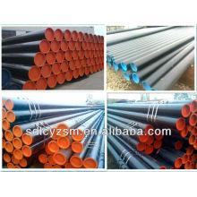 tampas de extremidade de tubo de plástico / tubo de tubo de aço com tampa de plástico