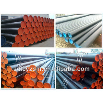 pipe end caps plastic/ plastic capped steel pipe tube
