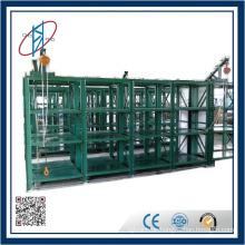 Hochwertige Formschublade Rack, Fabrik Preis