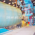 new design automatic motor filament winding machine for frp tanks and vessels