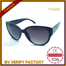 Cheap Plastic Sunglasses for Women Trade Assurance (F15490)