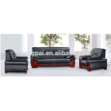 Hot sale pu leather office sofa