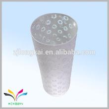 Estante de guarda-chuva de malha de arame com metal barato