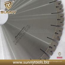 Modèle de lame horizontale 350mm pour machine multi-lames