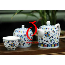 Hot Sales Home Decoration Ceramic Tea Set
