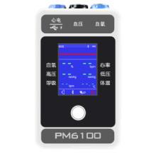 6 Paramètre Palm Patient Monitor ECG