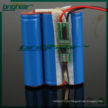 Nuevos productos supercapacitor batería li-ion batería 7.4v