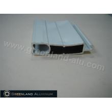 Slat de alumínio para obturador de rolo