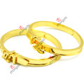 Pulseiras de ouro da moda Jewellry para o presente do dia dos namorados (B-16)