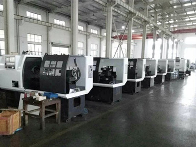 Cinderella Industry CNC machining general operation steps
