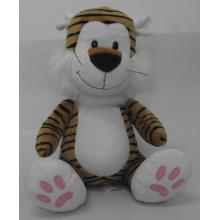 Lovely benben posture tiger plush toys