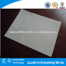air permeability double layer weave filter cloth