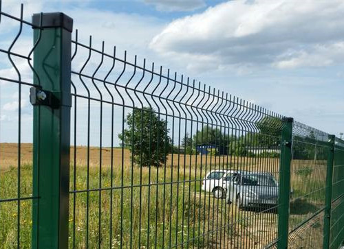 3D Decorative welded fencing